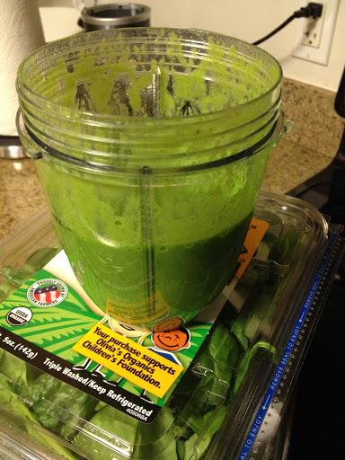 Green Monster Vegan Overnight Oats Recipe — Dishmaps