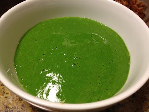 Kreamy Kale Green Monster Vegan Overnight Oatmeal | Eat ...